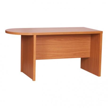 Zasadací stôl s oblukom, čerešňa americká, OSCAR T03