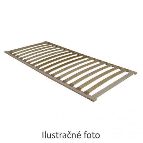 Rošt, 140x200 cm, FLEX 3 ZÓNOVÝ