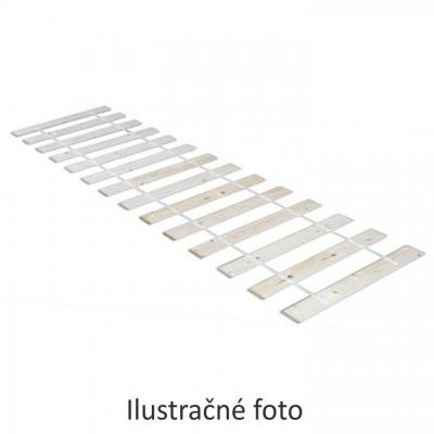 Rolovaný rošt, 160x200 cm, PLAZA