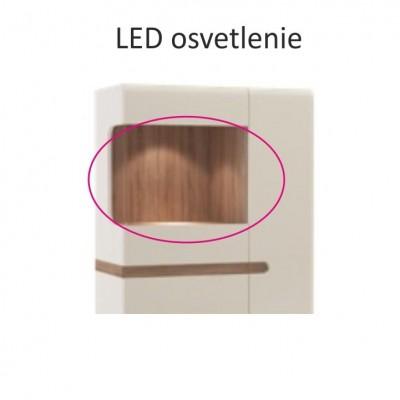 1-bodové LED osvetlenie, LYNATET TYP 70