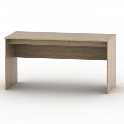 Písací stôl, dub sonoma, TEMPO ASISTENT NEW 020 PI