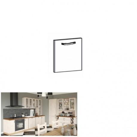 Dvierka na umývačku riadu, 59,6x71,3, sosna nordická, ROYAL