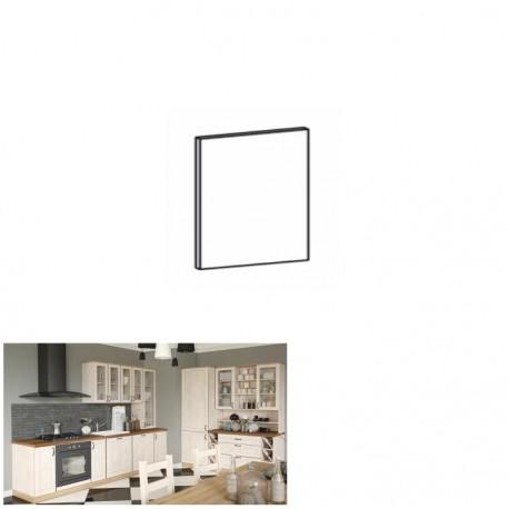 Dvierka na umývačku riadu, 59,6x57, sosna nordická, ROYAL