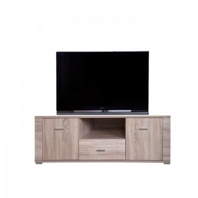 TV stolík/skrinka typ 13, dub sonoma, GRAND