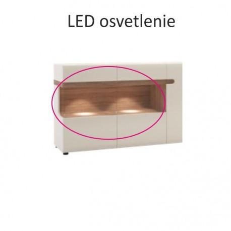 2-bodové LED osvetlenie, LYNATET TYP 70