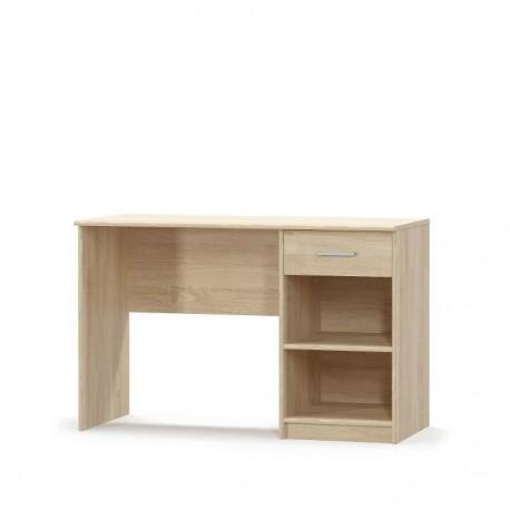 PC stôl 1S, dub sonoma, TEYO