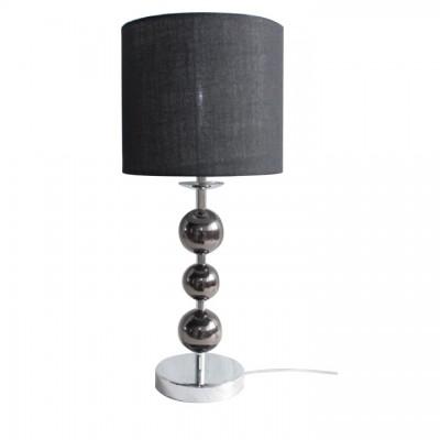 Stolná lampa, čierna, JADE TYP 8 6467-35