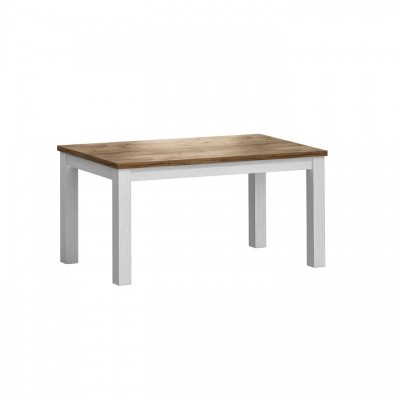 Stôl STD, rozkladací, sosna andersen/dub lefkas, PROVANCE