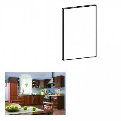 Dvierka na vstavanú umývačku riadu, 59, 6x57, orech Milano, SICILIA