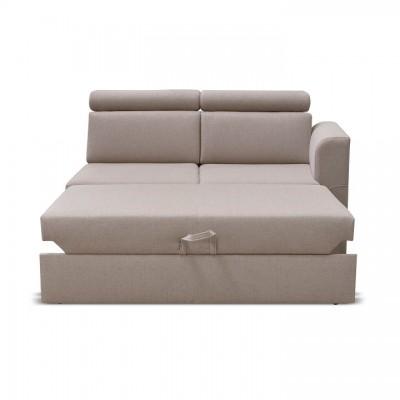 Otoman 2 1B ZF k luxusnej sedacej súprave, béžová, pravý, MARIETA