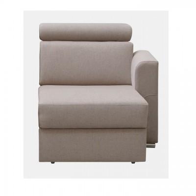 1-sed 1 1B P k luxusnej sedacej súprave, béžová, pravý, MARIETA