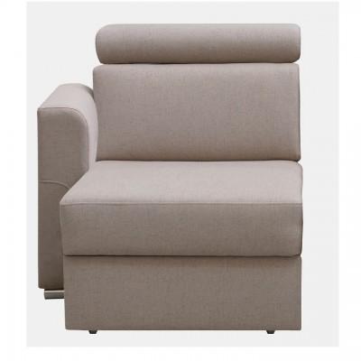 1-sed 1 1B L k luxusnej sedacej súprave, béžová, ľavý, MARIETA