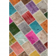 Koberec, viacfarebný, 80x150, ADRIEL