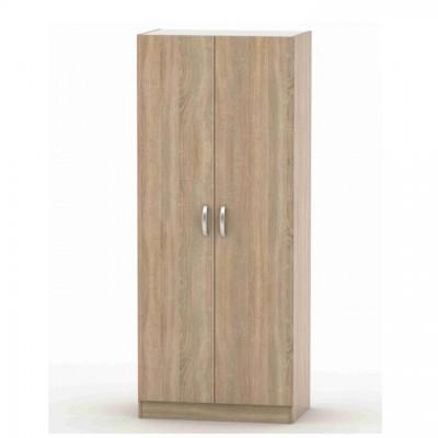 2-dverová skriňa, dub sonoma, BETTY 2 BE02-002-00
