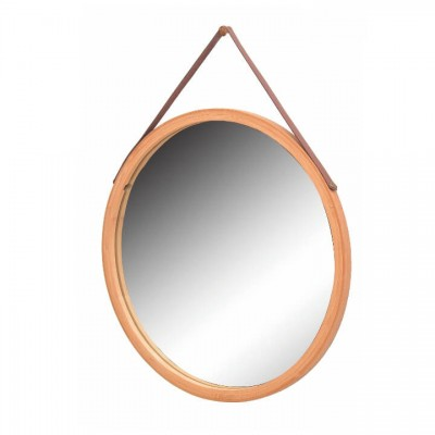 Zrkadlo, prírodný bambus, LEMI 1