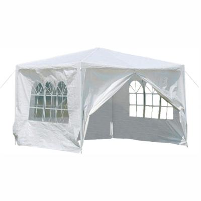 Záhradný párty stan, biela, 3x3 m, TEKNO TYP 1