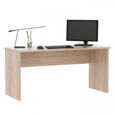Písací stôl, dub sonoma, JOHAN 2 NEW 01
