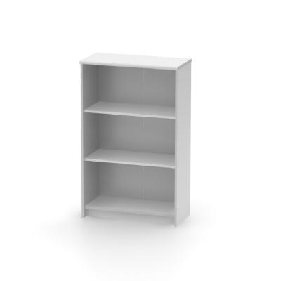 Kancelársky regál nízky, biela, JOHAN 2 NEW 03