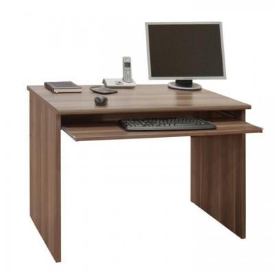 Písací stôl, slivka, JOHAN 2 NEW 02