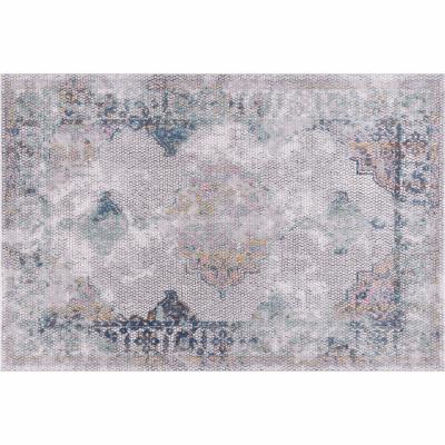 Koberec, viacfarebný, 133x190 cm, AZUMI