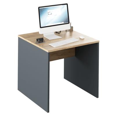 Písací stôl, grafit/dub artisan, RIOMA NEW TYP 17