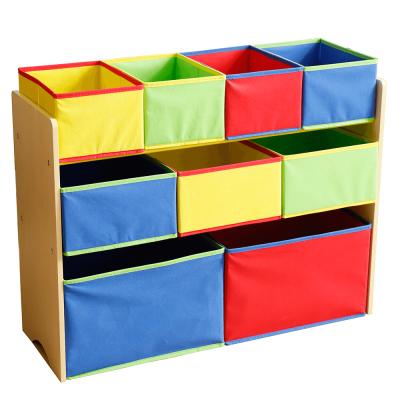 Organizér na hračky, viacfarebná, NORDEN