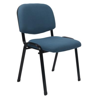 Kancelárska stolička, tmavomodrá, ISO 2 NEW
