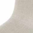 Stolička, krémová látka/buk, LEGA