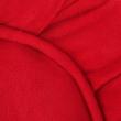 Kreslo ušiak, látka červená, CHARLOT